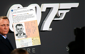 IPN: James Bond istniał naprawdę. Miał misję w Polsce