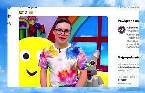 BBC ma nowego gospodarza. George Webster prowadzi program dla dzieci