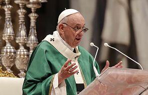 Papież: odbywanie synodu oznacza wspólne podążanie tą samą drogą