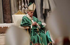 Papież: wiara nie jest zimnym, mechanicznym obrzędem
