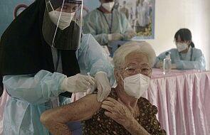 WHO zaleca trzecią dawkę szczepionki przeciw Covid-19 dla osób ze słabą odpornością
