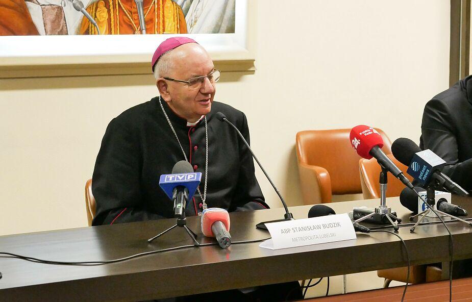 Abp Budzik o szczegółach rozmowy z papieżem. Czy pojawił się wątek pedofili w polskim Kościele?