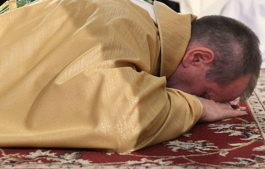 Abp Wojda: Przepraszamy Bożą Rodzicielkę za wszystkie grzechy, skandale i słabości