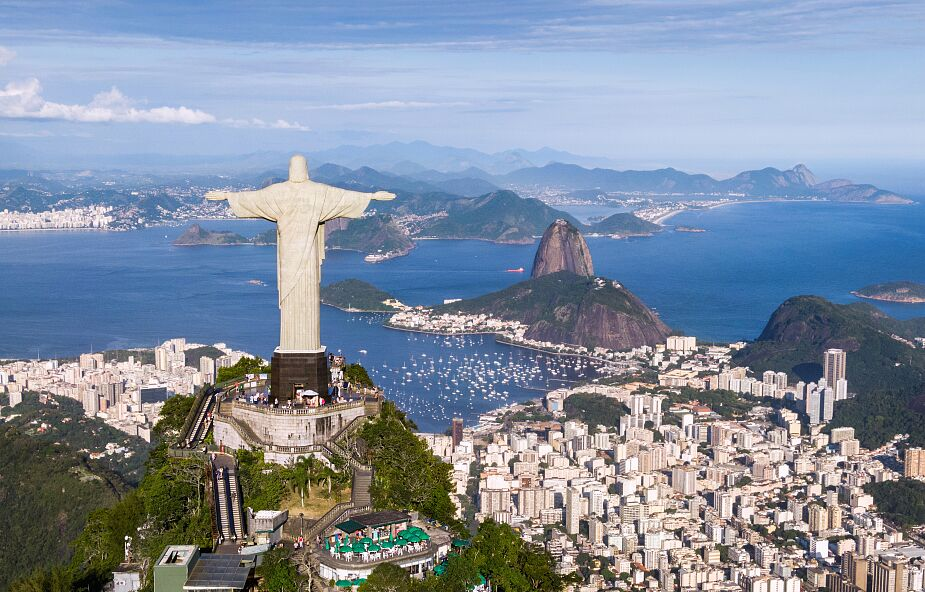 Dzięki niej pracuje 21 tys. osób. Statua Jezusa z Rio ma 90 lat