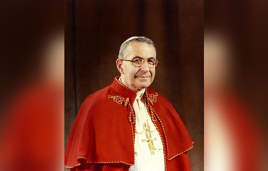 Beatyfikacja Jana Pawła I. Papież Franciszek podjął ważną decyzję
