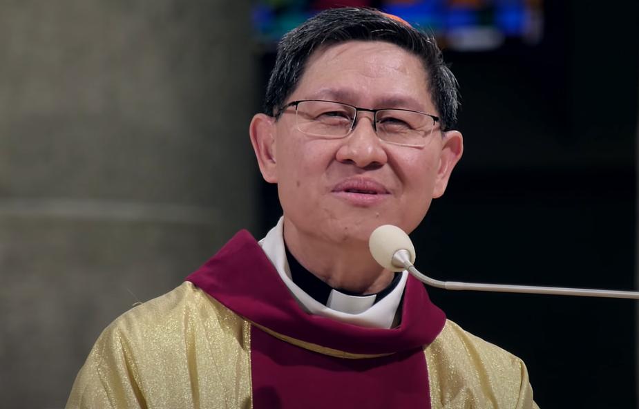 Kard. Tagle: na drodze synodalnej dajmy się zainspirować św. Józefowi