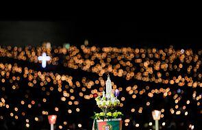 Tysiące pielgrzymów wzięło udział w uroczystościach rocznicowych w Fatimie