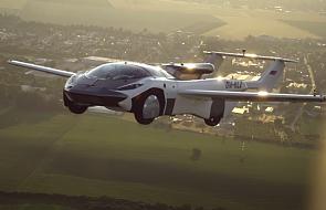 """Słowacy stworzyli latający samochód. """"Przynosi nową jakość"""""""