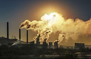 Rośnie emisja CO2 w zamożnych państwach. Wszystko przez ożywienie gospodarki po panedmii