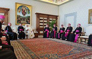 Polscy biskupi u papieża. Przedstawili ideę korytarzy humanitarnych dla nielegalnych imigrantów