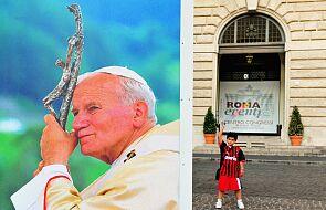 Rzym. Polska Szkoła Podstawowa przyjęła imię św. Jana Pawła II