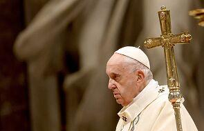 Franciszek wyraził chęć udania się do Kanady. W tle proces pojednania z ludnością tubylczą
