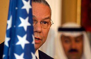 CNN o śmierci Colina Powella: miał obniżoną odporność