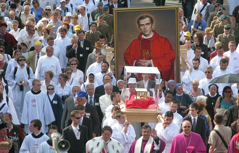 37. rocznica śmierci ks. Jerzego Popiełuszki