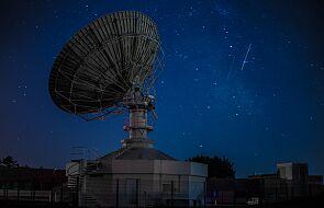 Wykryto zaskakujący sygnał z centrum galaktyki
