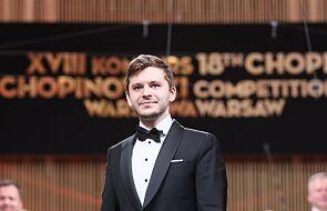 Kamil Pacholec po występie w finale Konkursu Chopinowskiego: te piękne wspomnienia zachowam do końca życia
