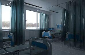 92-latka wypadła z piątego piętra w szpitalu w Tarnowie