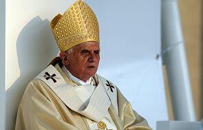 Benedykt XVI ubolewa po śmierci austriackiego cystersa