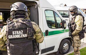 Straż Graniczna: w piątek odnotowano aż 601 prób nielegalnego przekroczenia granicy