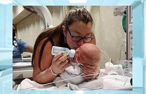 Cary niedawno powitała na świecie swojego syna. Wcześniej kilkanaście razy poroniła