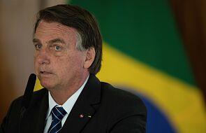 Prezydent Brazylii oskarżony o zbrodnie przeciw narodowi ws. COVID-19
