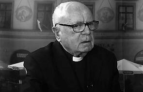 Zmarł ks. Grzegorz Pawłowski. Żyd ocalony z Holocaustu