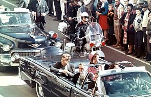 Odtajnienie akt w sprawie zabójstwa JFK odroczone o rok