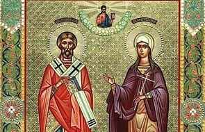 Relikwie małżonków odnalezione po wiekach – święci Daria i Chryzant