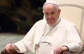 """Franciszek spotkał się z byłymi więźniami. """"Wszyscy popełniamy w życiu błędy"""""""