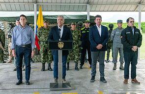 Kolumbia. Aresztowanie szefa największego kartelu narkotykowego