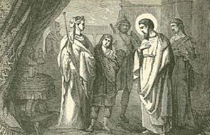 Abba Selama – Ojciec Pokoju – św. Frumencjusz