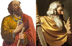 Gorliwy i Odważny – święci Szymon i Juda Tadeusz, Apostołowie