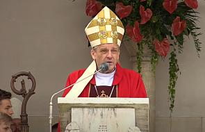 Bp Pindel: różaniec jest wielką pomocą dla wierzącego, zwłaszcza w sytuacjach trudnych