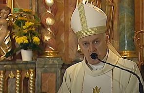 Bp Balcerek: św. Faustyna jest mistyczką cywilizacji miłosierdzia