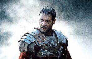 """Będzie kontynuacja """"Gladiatora"""". Trwają prace nad scenariuszem"""