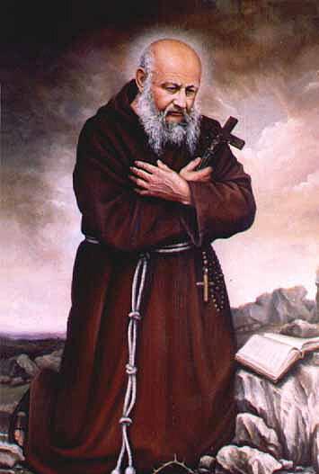 Bł. o. Honorat Koźmiński - mal. Zbigniew Kotyłło - Zkoty, CC BY-SA 4.0 www.creativecommons.org, via Wiki. Comm.