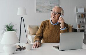 Internet korzystnie wpływa na sprawność umysłową emerytów. Pokazują to badania