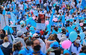Meksyk: marsz dla życia przyciągnął ponad milion osób
