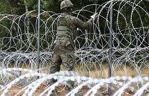Poboży: kryzys migracyjny na granicy z Białorusią dopiero się zaczyna