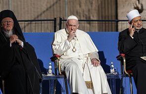 Papież: wielu zachorowało na zapomnienie o Bogu i o swoich braciach