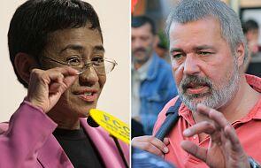 Przyznano Pokojową Nagrodę Nobla. Trafiła do dziennikarzy z Filipin i Rosji