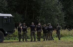 523 próby nielegalnego przekroczenia polsko-białoruskiej granicy