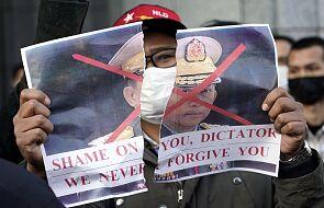 Zamach stanu w Birmie; aresztowano laureatkę nagrody Nobla