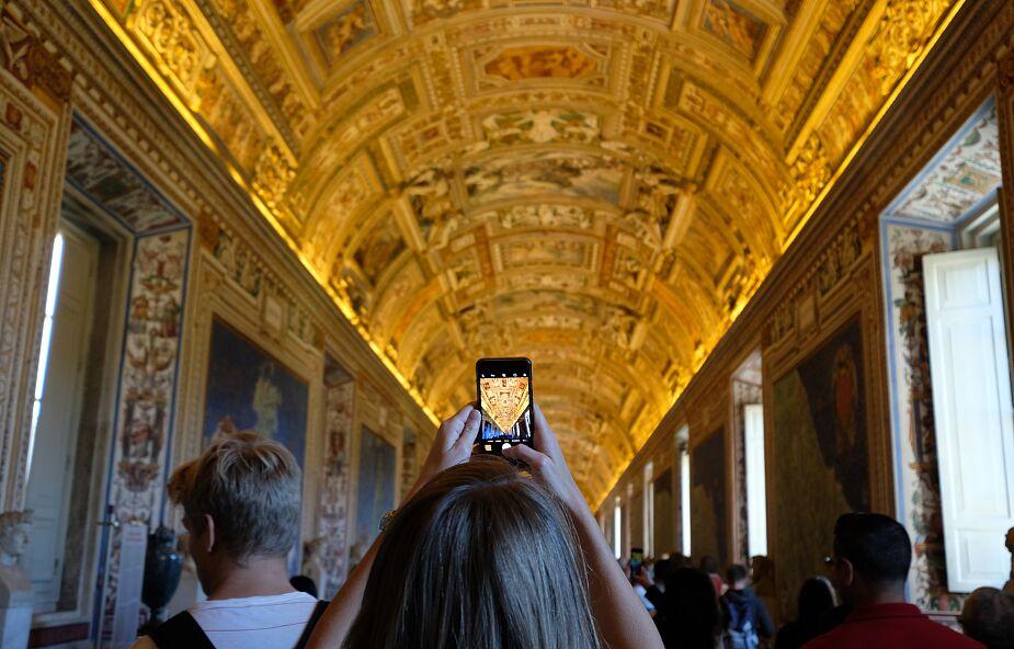 Muzea Watykańskie ponownie otwarte. To była najdłuższa przerwa od czasów II wojny światowej