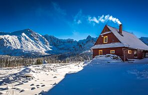 Tatrzańskie szlaki pod śniegiem; nadchodzą tęgie mrozy