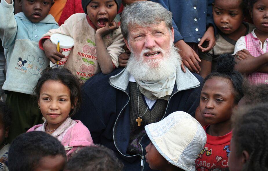 Misjonarz z Madagaskaru kandydatem do pokojowego Nobla