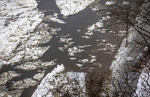 Lodołamanie na Zbiorniku Wodnym Włocławek zawieszone do środy