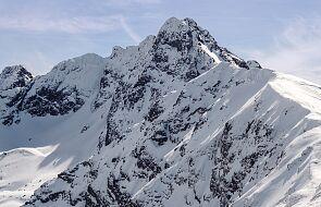 Rekordowa temperatura odczuwalna w Tatrach. -63 stopnie to zimniej niż na Syberii