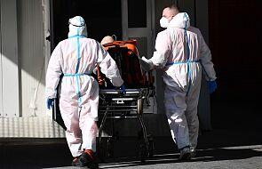 MZ: 6 586 nowych przypadków zakażenia koronawirusem, 284 zgony