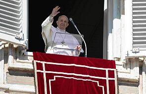 Papież na dzień walki z nowotworami dziecięcymi